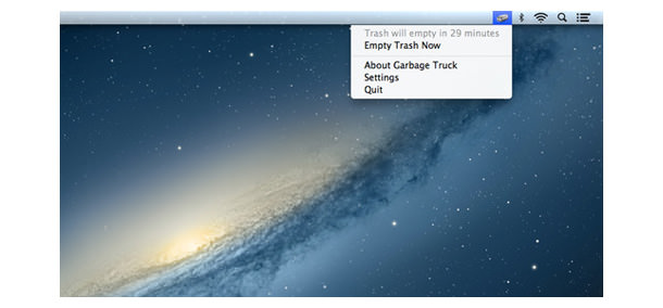 Garbage Truck ui