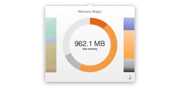 Memory Magic ui