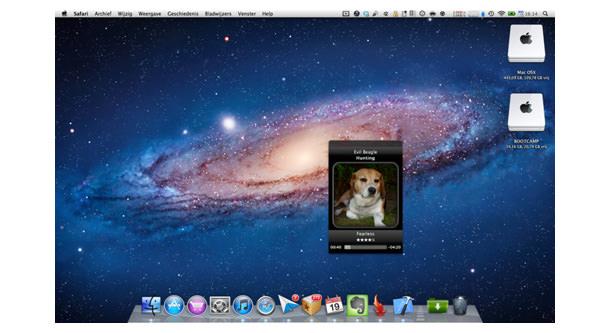 iTunar Desktop ui